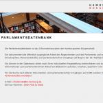 Hamburg - Parldok