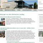 Sachsen - Landtag