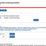 Schleswig-Holstein - LIS-SH