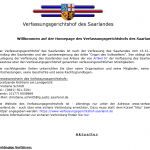 VerfGH-Saarland